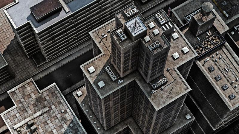Revue diligente de bâtiment