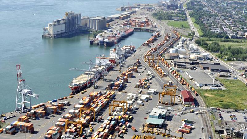 Port de Montrléal
