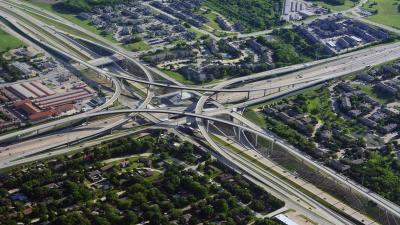 Échangeurs autoroutes